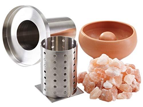 Unbekannt Infraworld Sole-Aqua Premium Salzverdampfer sandbeige