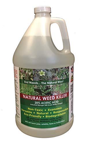 Zwinkle LLC End Weeds Vinegar Broad-Based Spectrum Herbicide