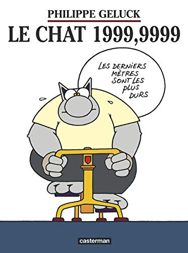 Le Chat, tome 8 : Le Chat 1999, 9999
