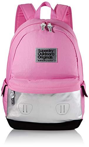 Superdry Damen Colour Change Montana Rucksack Pink (Magenta)