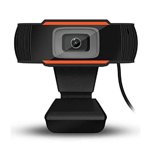YMKT Cámara Web A870 1080P USB 2 0 Streaming Cámara Web HD Video Registro Web CAM con Micrófono para Ordenador Portátil para Webinars Video Conferencia Transmisión en Directo