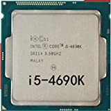 Intel Core I5 4690K I5 4690K 3.5GHz/ 6MB Socket LGA 1150 Quad-Core CPU Processor I5-4690K
