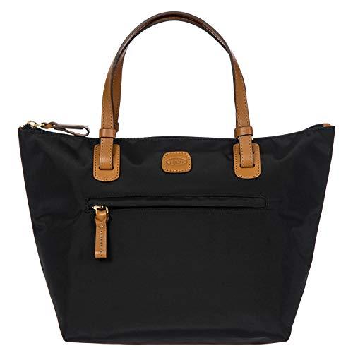 Borsa shopper 3 in 1 piccola X-Bag, Taglia Unica,Nero