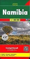 Namibia Road Map 1:1 000 000