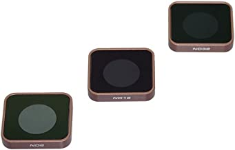 PolarPro Hero5 Black用Cinemaシリーズ フィルター(ND8 ND16 ND32フィルターのセット、ハードケース付き) H5B-CS-SHUTTER