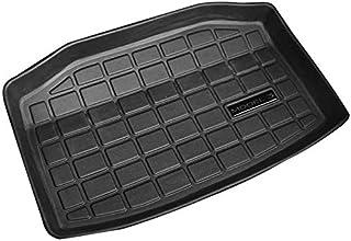 Car Trunk Mat For Tesla Model 3,Cargo Tray Trunk Floor Mat Front Storage Mat Rear Trunk Mat Back Rubber Storage Mat,Custom...