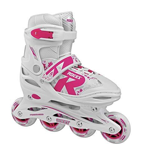 Rollerblade Cyclone Kids Unisex Size Adjustable Inline Skate High Performance Inline Skates Black and Acid Green