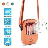 Tickas Mini Portable USB Rechargeable Handheld Fan Desktop Clip Cooling Fan with Adjustable Wind Speed,mini fan