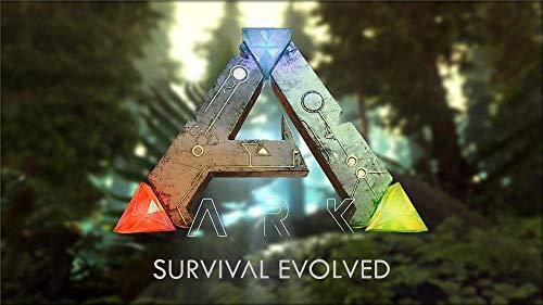 JHKG Ark Survival Evolved DIY Diamond Painting Set, Malen Nach Zahlen Diamant, Diamant Painting Bilder Arts Craft Home Wand-Decor - 16