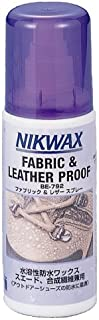 ニクワックス(NIKWAX) ファブリック&レザー スプレー 【撥水剤】 EBE792