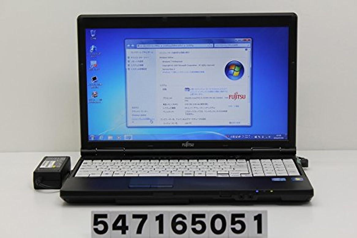 失望スパイ運ぶ【中古】 富士通 LIFEBOOK A572/E Core i5 2.6GHz/4GB/250GB/Multi/15.6W