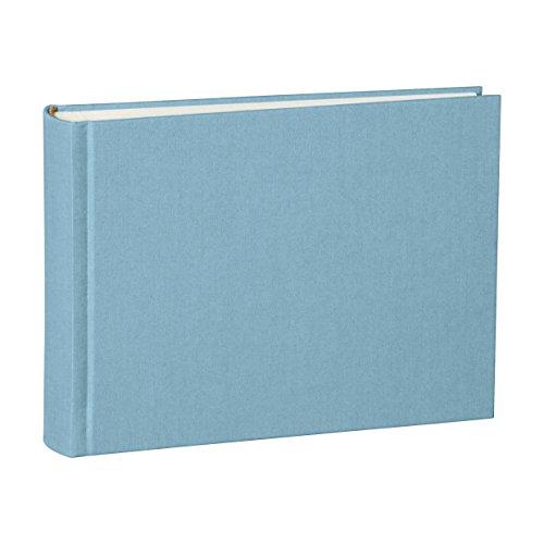 Semikolon (350987) Album Small lime (hell-grün) - Foto-Album mit 80 Seiten - Foto-Buch mit cremeweißem Fotokarton - Format: 21,5 x 16 cm