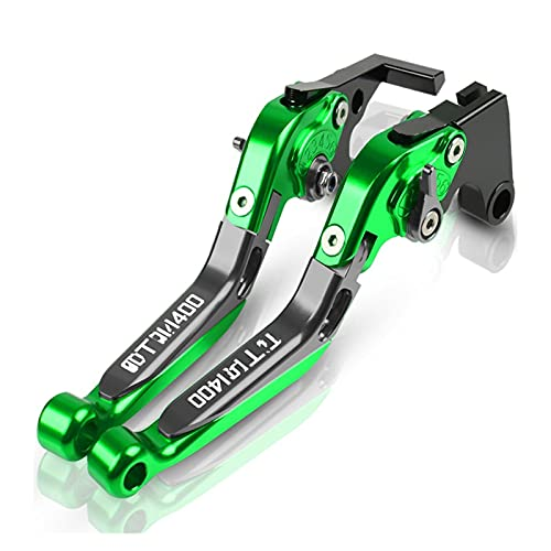 ZCLY Palancas De Embrague De Freno Plegables Extensibles Ajustables para Motocicleta De Aluminio para K-awasaki GTR1400 para C-ONCOURS 2007-2016 Freno (Color : 13)