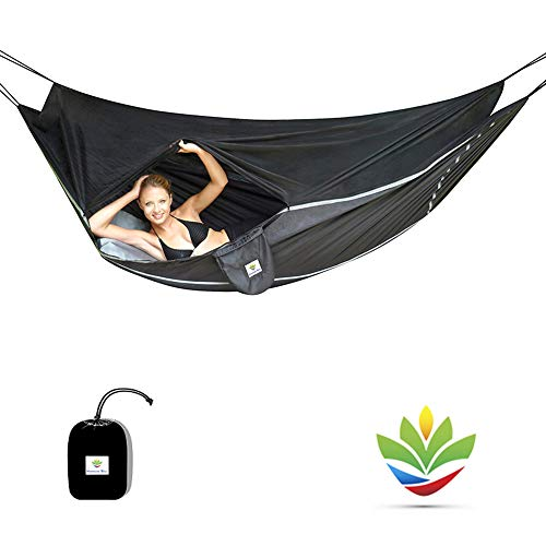 Hammock Bliss Sky Bed Bug Free - Insect Free Hanging Tent...