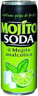 Sapori-italia MOJITO SODA - Mojitosoda (48 latas, 0,33 L, sin alcohol)