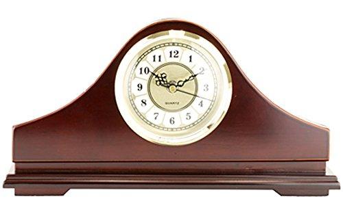 Gun Concealment Mantle Clock