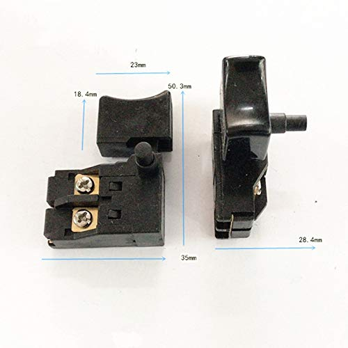 Corolado Spare Parts, Switch Repalce for 651252-2 1900 1923H 1911B 4101Rh 4200H 4200Nh 4100Nh 5012B - (Type: 1Pcs)