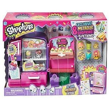NEW Shopkins Season 4 S4 So Cool Metallic Fri | Shopkin.Toys - Image 1