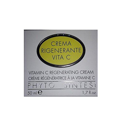 PHYTO SINTESI LINEA VITA-C RIGENERANTE VITAMIN C REGENERATING CREAM - CREMA RIGENERANTE VITA C 50 ML