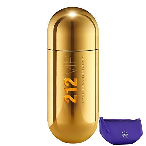 Perfume 212 Vip - Carolina Herrera - Eau de Parfum Carolina Herrera Feminino Eau de Parfum