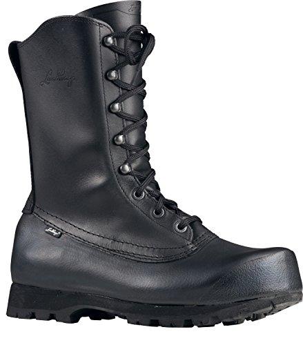 Forest Lundhags uomo-scarpa Trekking (Black), Kinder, - nero