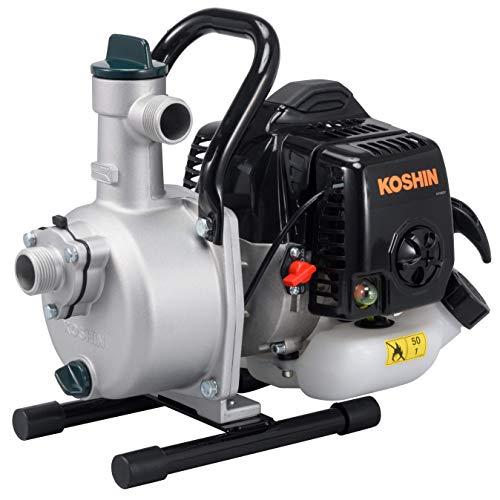 KOSHIN SEV-25L Hydel Pump 2 Cycle Engine Diameter 1.0 inch (25 mm) For Water Sprinkling Washing Water Tanks