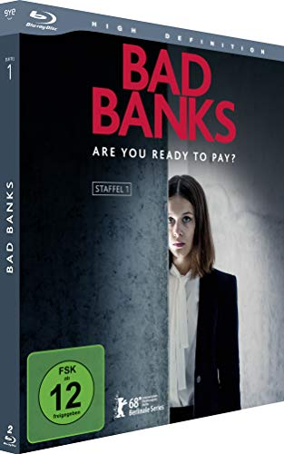 Bad Banks - Staffel 1 - [Blu-ray]
