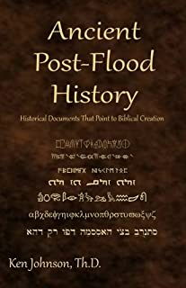 Best ancient post flood history Reviews