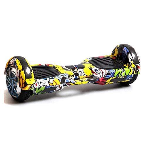 LYYJIAJU Auto Equilibrio motorino 6.5' Hoverboard, autobilanciante Scooter...