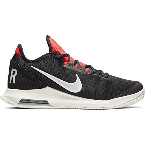 Nike Herren AIR MAX Wildcard Cly Tennisschuhe, Mehrfarbig (Black/Phantom-Phantom-Bright Crimson...