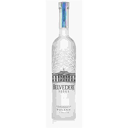 Belvedere Vodka pure 70cl (Pack de 6 x 70cl)