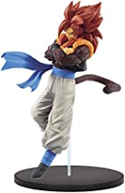 Banpresto Dragonball Super Son Gokou FES!! Vol.7(A: Super Saiyan4 Gogeta) Toy, Red