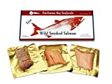 22 Oz Wild Alaska Smoked Salmon