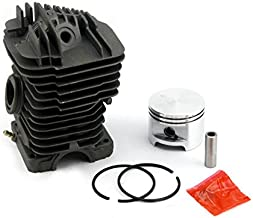 Farmertec Cylinder Piston Kits for MS390 MS290 MS310 029 039 Stihl Chainsaw with Decompression Port Valve 49mm 1127 020 1216