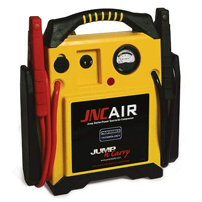 Cheapest Price! Clore Automotive JNCAIR 1700 amp 12 volt Battery Jump Starter w/air compressor