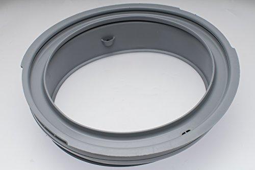 Manicotto per porta, Guarnizione della porta, Gemelli per Bosch Siemens Constructa lavatrice–N.: 289500