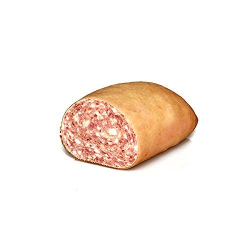 Borsotto mitad, típico italiano, Salumi Pasini, 1.3kg