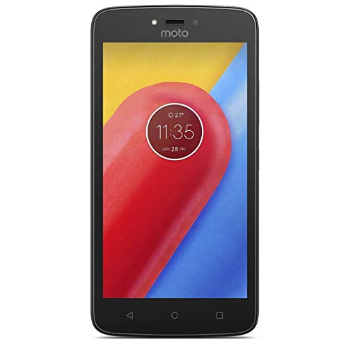 Lenovo Moto C4 Smartphone, Marchio Tim, 16 GB, Sherry Metallico [Italia]