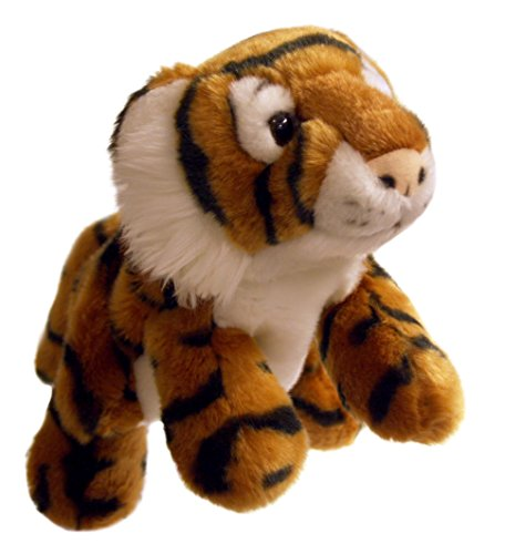 Full-Bodied Animal Puppets: Tiger Puppet.