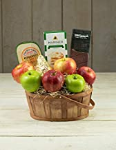 Stew's Classic Fruit & Cheese Basket