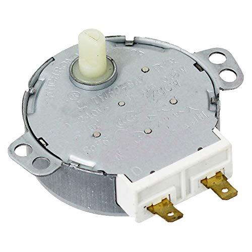Spares2go micro-ondes – Moteur synchrone 8 A7 type Verre Plateau tournant Moteur pour Neff four à micro-ondes
