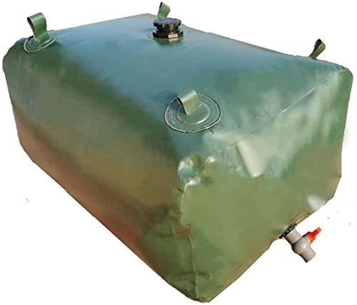 Tanque de agua Agua almacenaje, bolsa de almacenamiento, plegable al aire libre del tanque de agua con el grifo, plegable de gran capacidad del tanque de agua, luz bolsa de agua, Bolsa de almacenamien