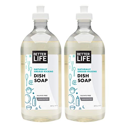 Better Life Natural Dish Soap