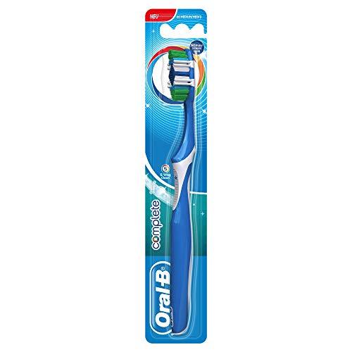 Oral-B 5Komplett Way Clean Handzahnbürste, Medium,