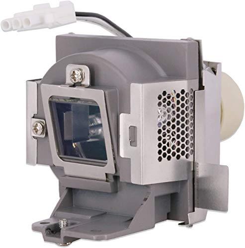 Loutoc Bombilla de repuesto para proyector Benq MS524 MS527 TW529 MW529 TH530 (5J.J9R05.001 / 5J.JC205.001 / 5J.JFH05.001)
