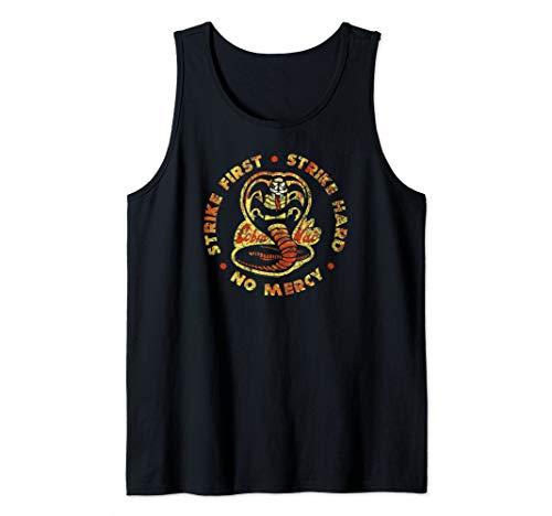 The Karate Kid Bloody Cobra Kai Tank Top