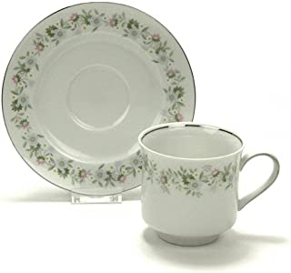 Forever Spring by Johann Haviland, China Cup & Saucer
