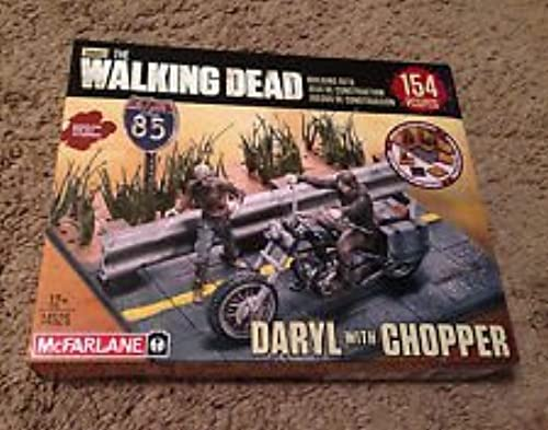 The Walking Dead Daryl Dixon with Chopper Sealed Bonus Blind Pack Mcfarlane T... by Walking Dead