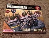 walking dead chopper - The Walking Dead Daryl Dixon with Chopper Sealed Bonus Blind Pack Mcfarlane T.