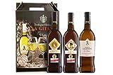 Pack 3 Botellas 75 Cl. - Manzanilla La Gitana en Rama + Oloroso Faraón + Amontillado Napoleón - Bodegas Hidalgo La Gitana